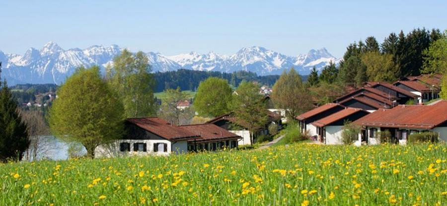 Vakantiepark Lechbruck (Allgäu)