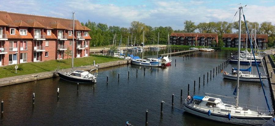 Lagunenstadt Ueckermünde